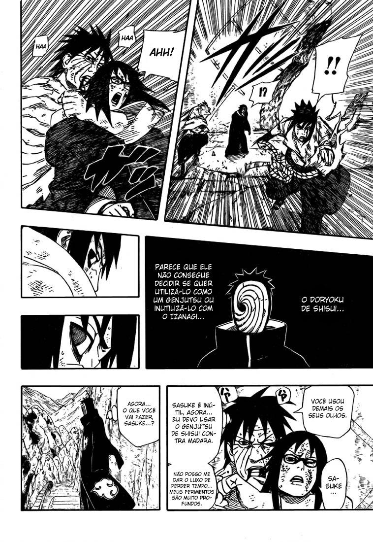 Dúvidas sobre o Shunshin no Jutsu e sobre o Shisui !!! 12