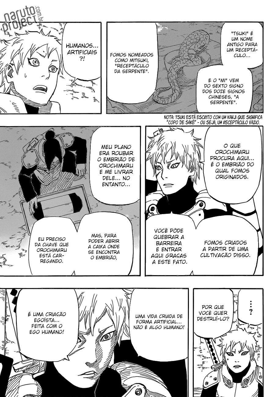 Mitsuki tem Modo Sennin e Tsunade não. O que vocês acharam disso? 33