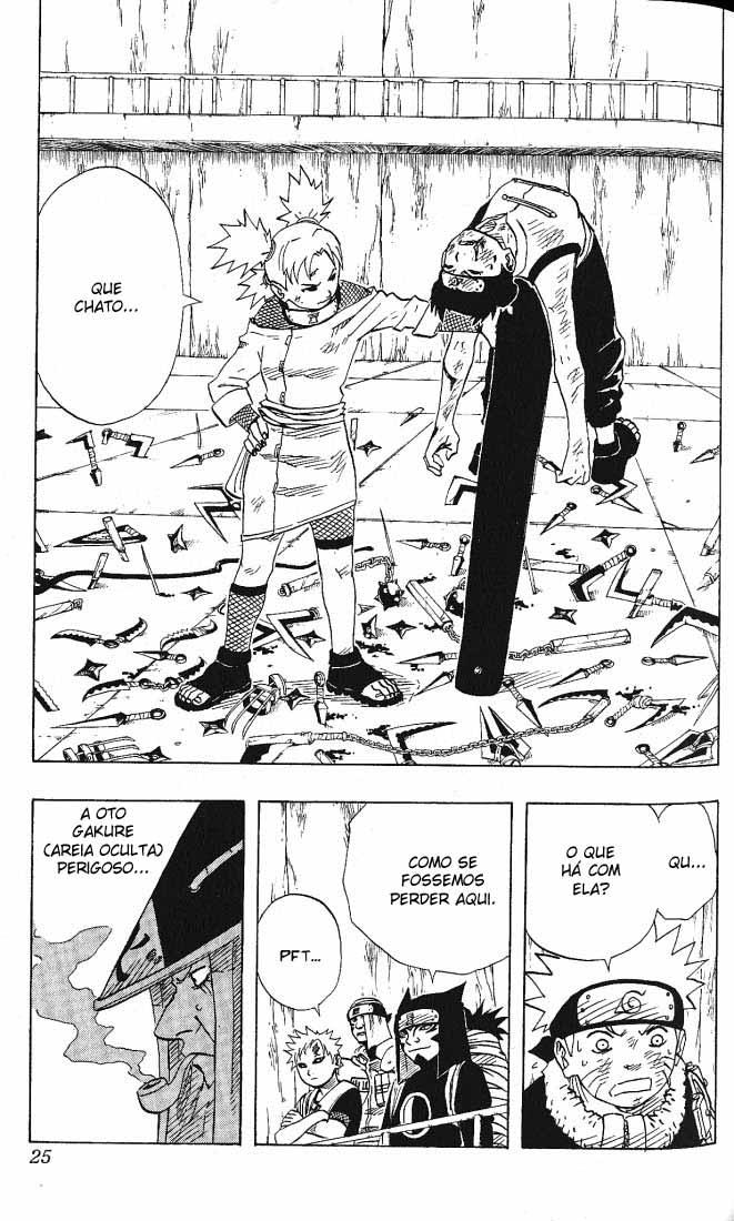 Possíveis Misóginos em Naruto 19