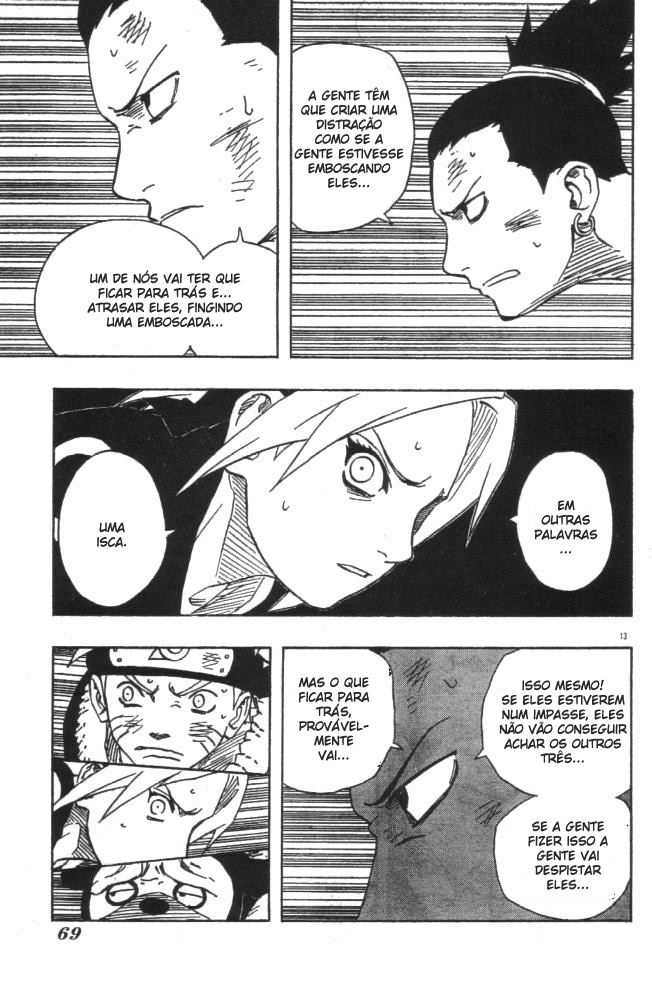Tobirama foi morto por Kinkaku & Ginkaku [Tradução Oficial Panini] - Página 4 13