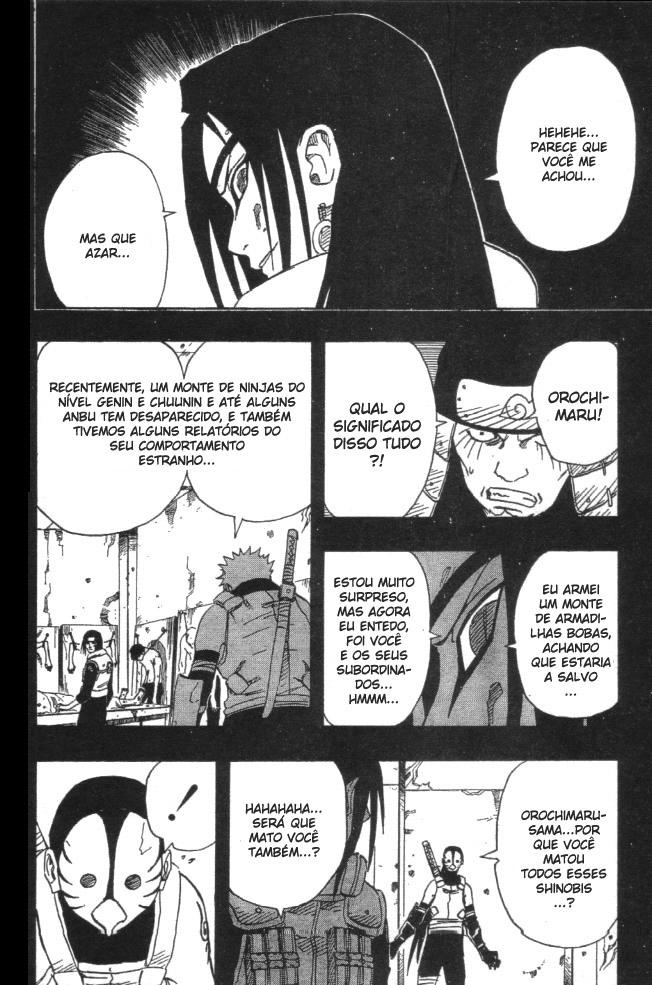 Por que a Akatsuki não tem nenhum nukenin de Kumogakure? 10