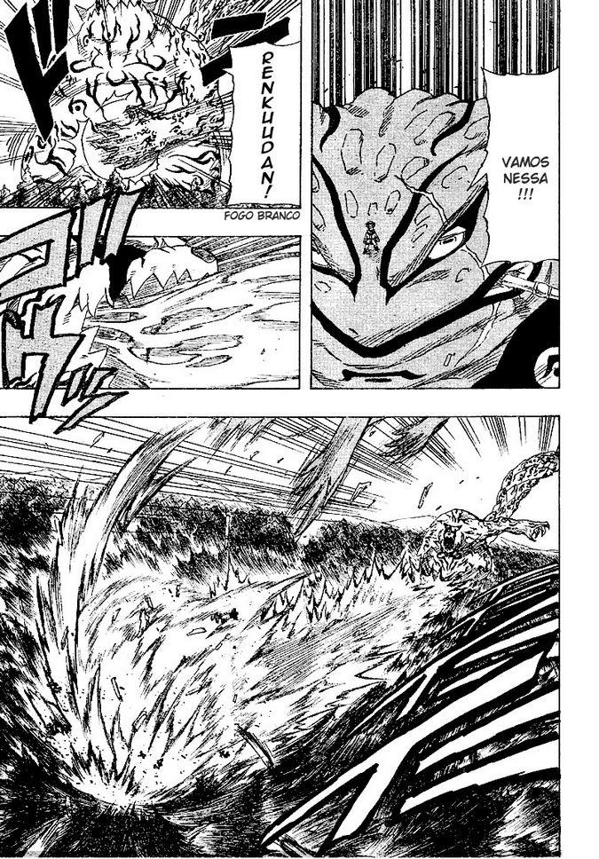 Yugito Poderia vencer qualquer um dos Sannins com Nibi  ??  11