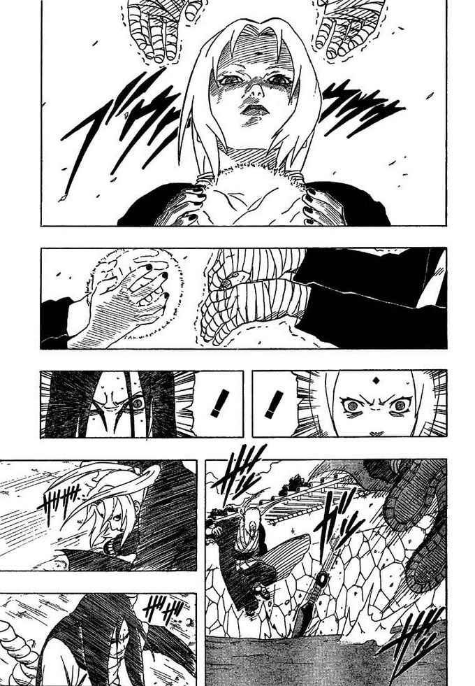 Tsunade e Sakura são realmente fortes? 05