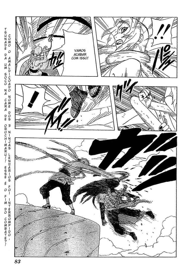 Tsunade vs Sasuke Hebi 19