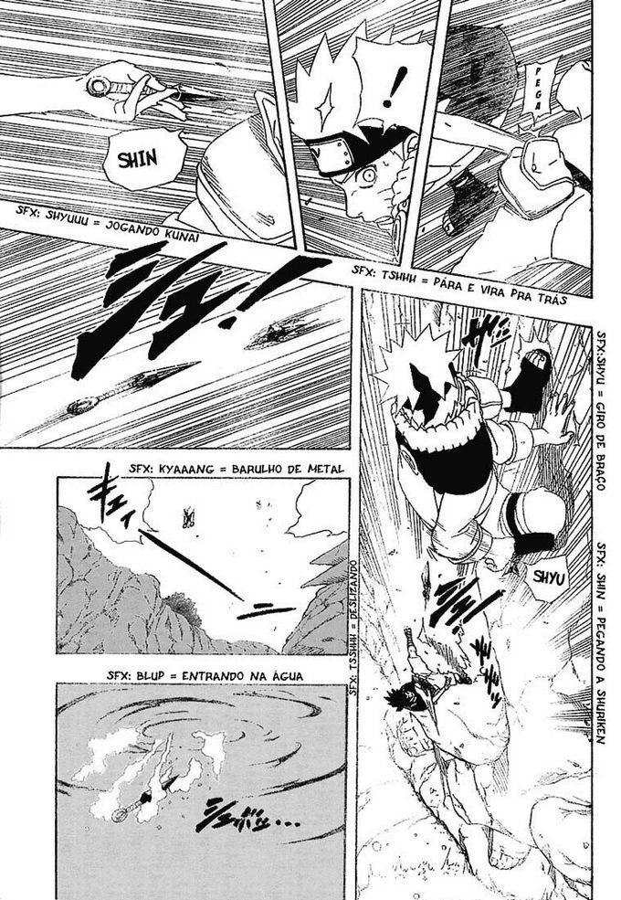 Minato e Tobirama poderiam levar seus inimigos ao fundo de um oceano, caso quissesem? 08