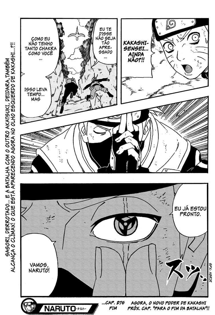 Como Jiraya entrou em Modo Sennin? - Página 2 19