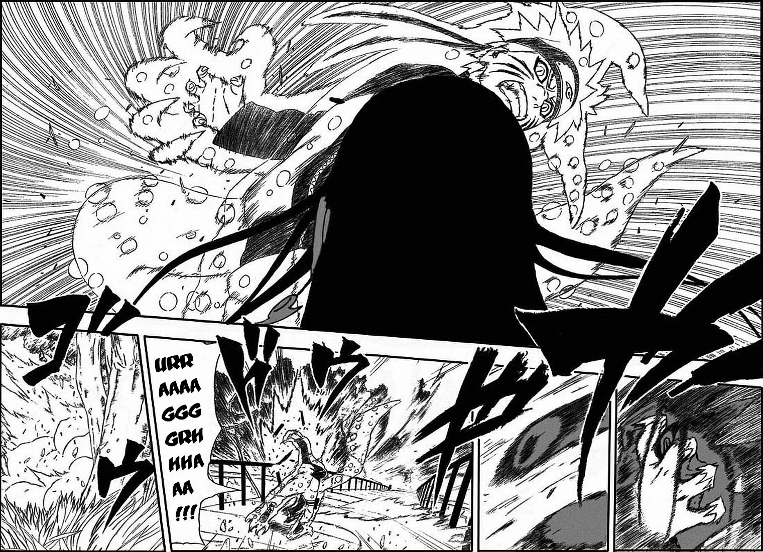 Kinkaku e Ginkaku vs Itachi 04-05