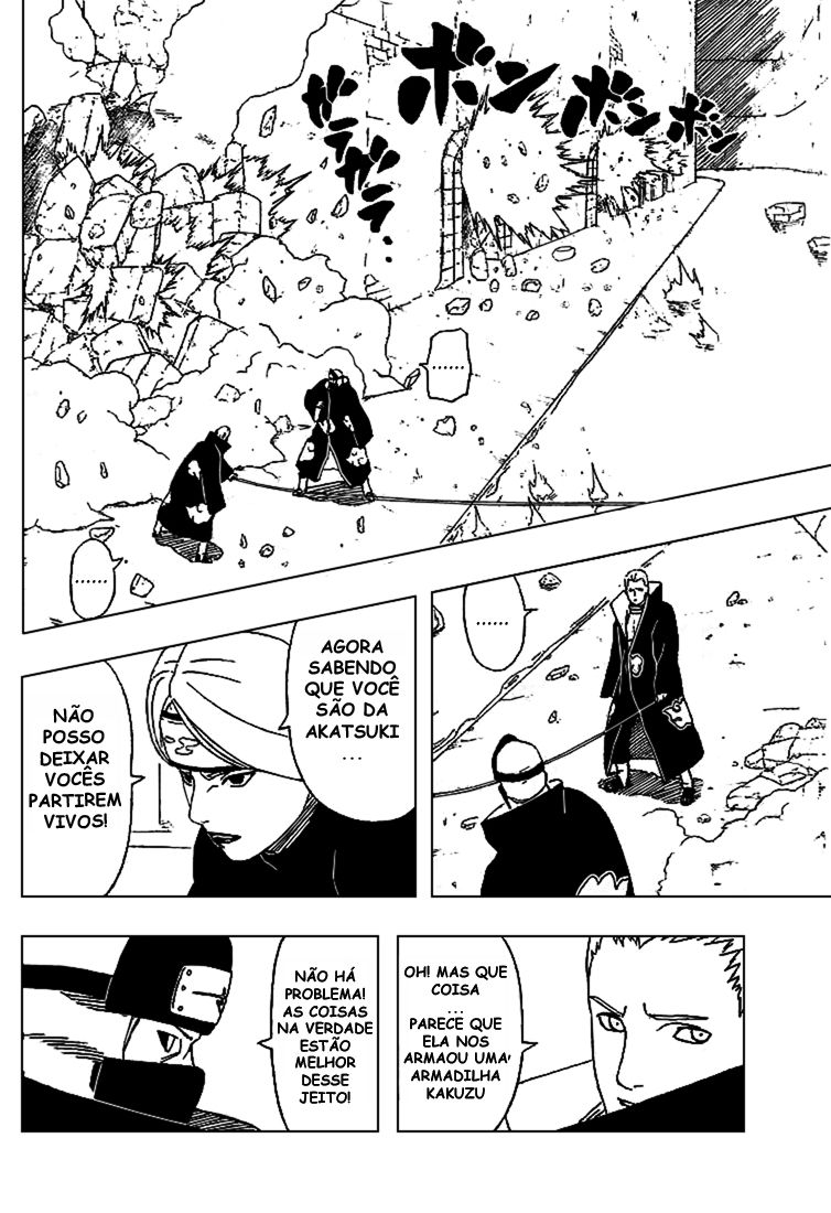 Yugito vs Sasuke   Hebi 04