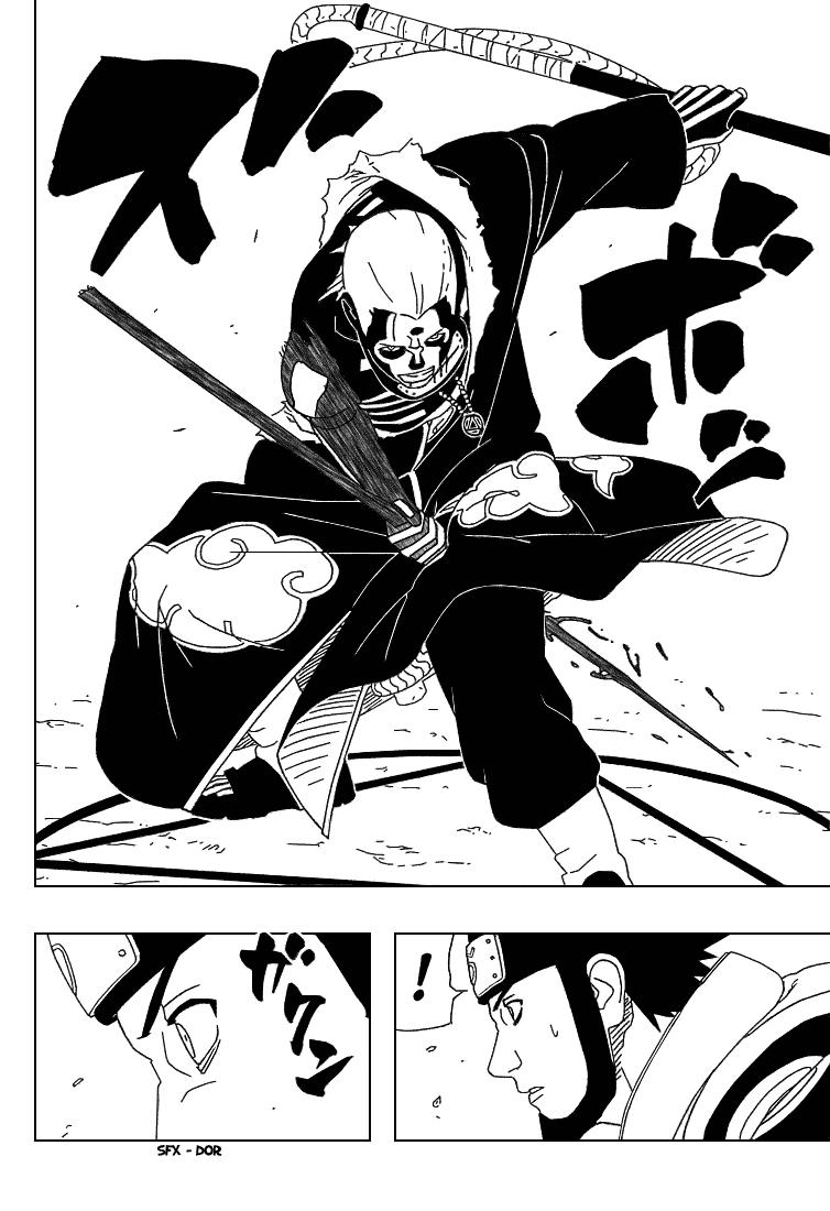 Hidan vs Karin - Página 3 04
