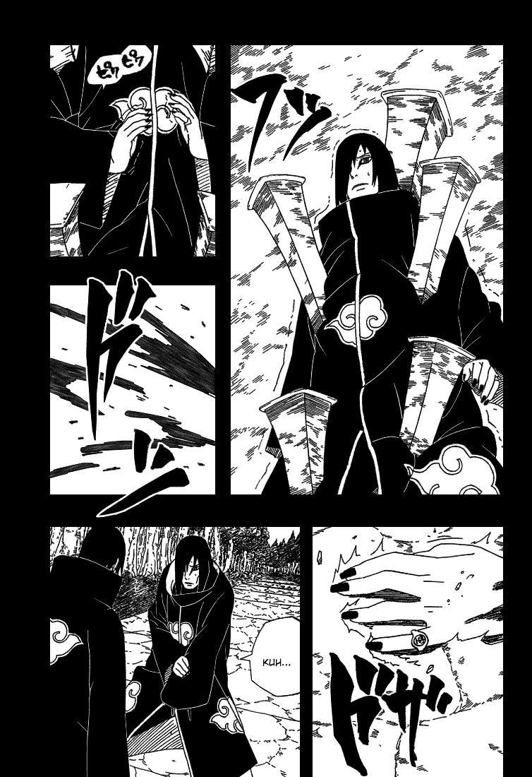 JIRAIYA VS ITACHI 09