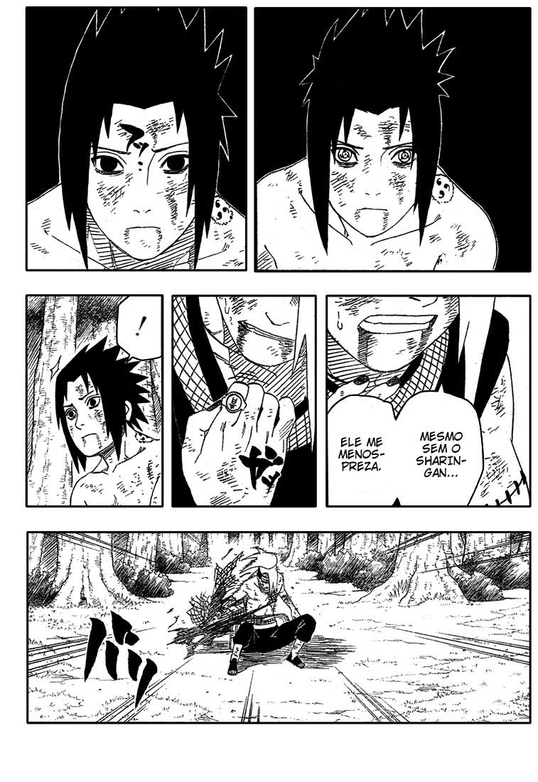 Sasuke venceu Deidara porque ele era counter? 10