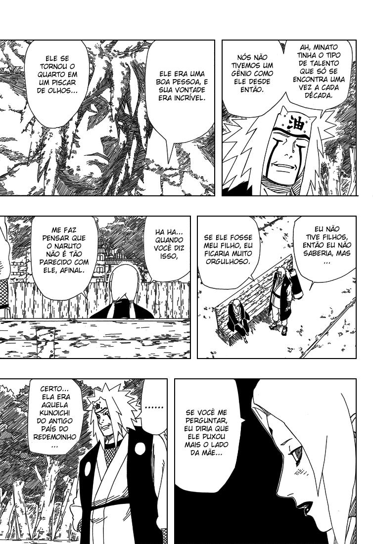 Hiraishin do Minato é diferente do tobirama - Página 2 11