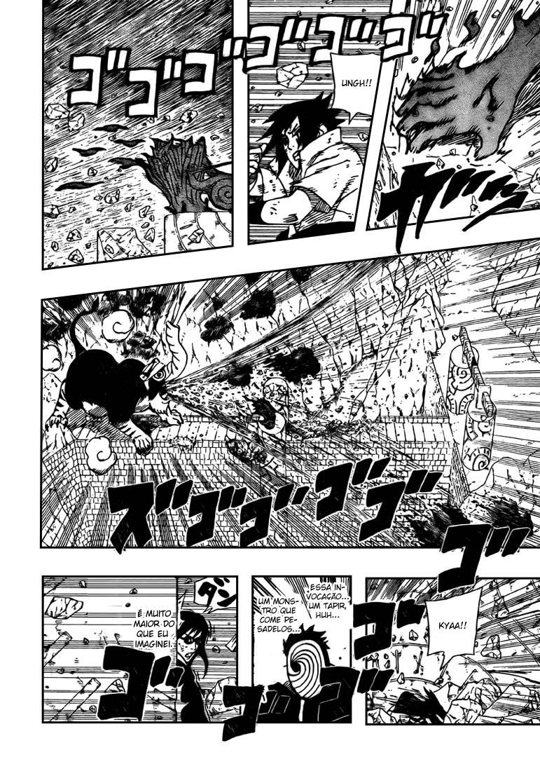 Qual animal de invocação  você gostaria de ver no universo de Naruto? 08