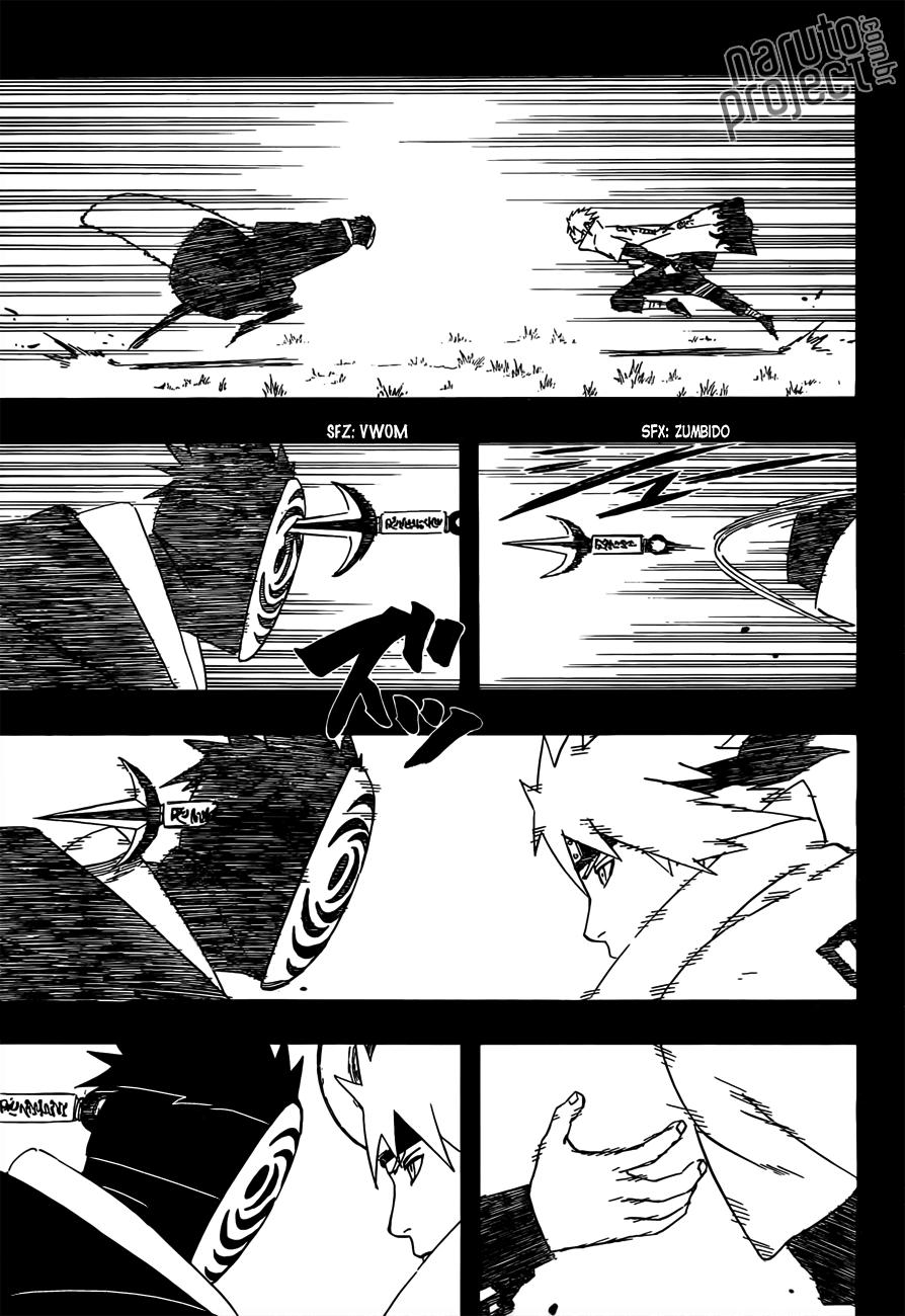 Minato vivo vs Naruto KM1 14