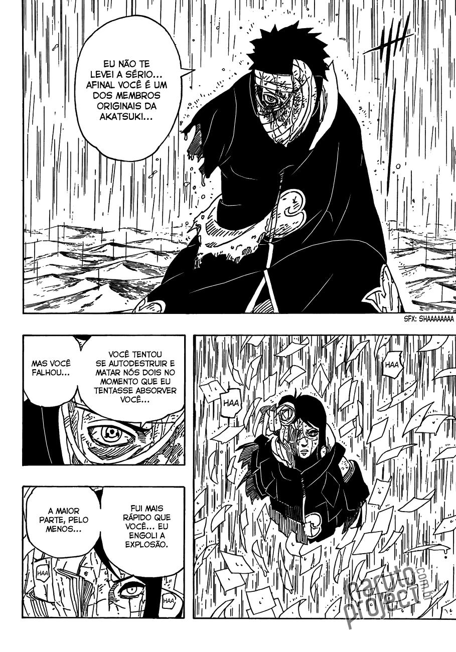 Pain vs. Time Akatsuki 14