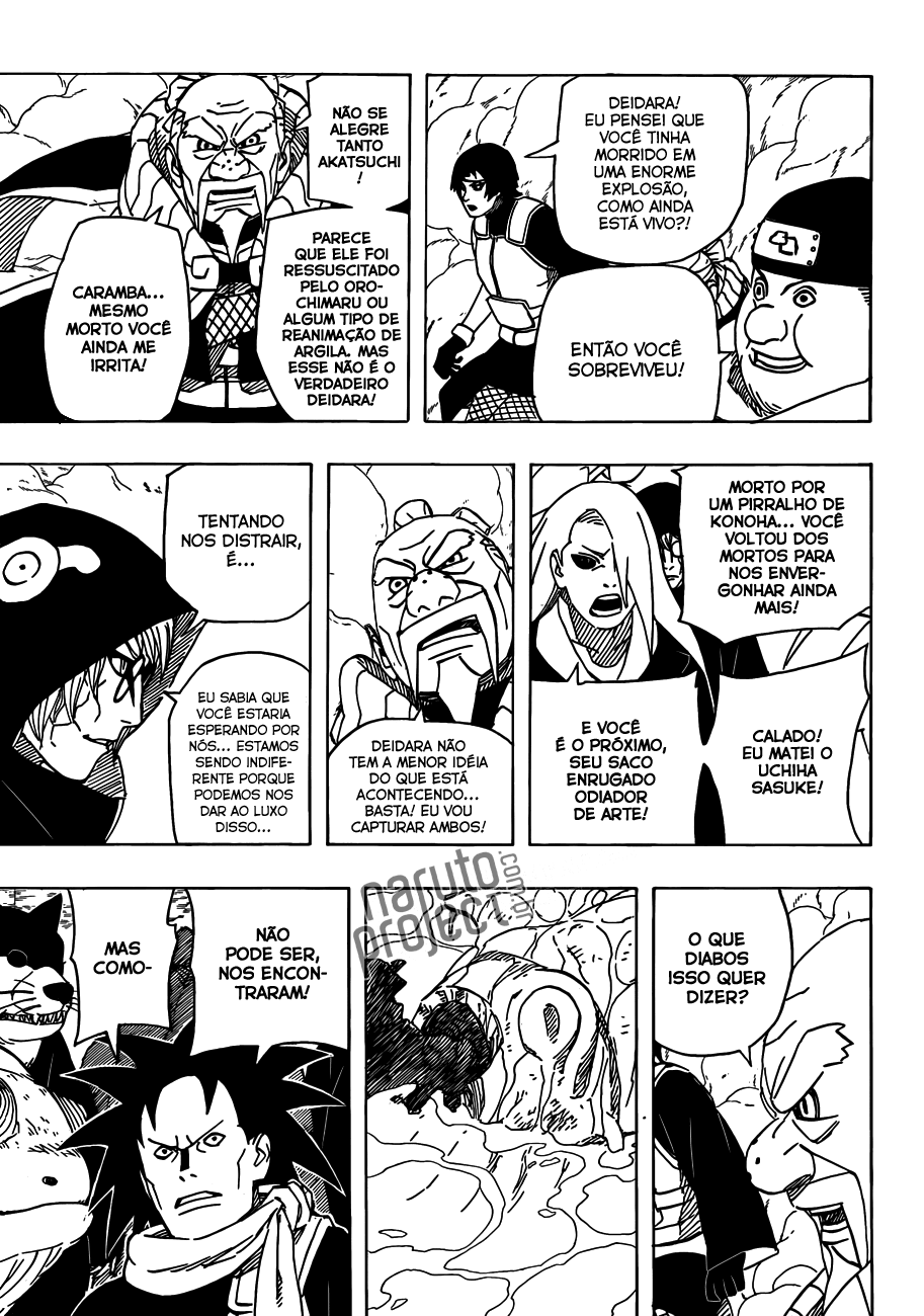 Tobirama foi morto por Kinkaku & Ginkaku [Tradução Oficial Panini] - Página 4 09