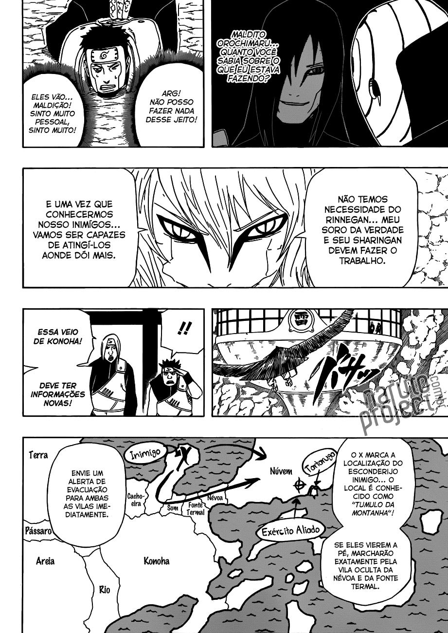 Porque Itachi não matou Orochimaru quando teve a chance? 11