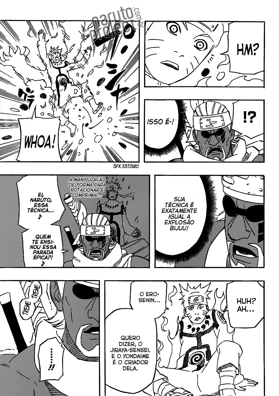 Hiraishin do Minato é diferente do tobirama - Página 2 15