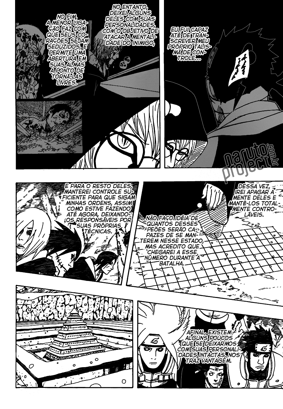 Mistério resolvido? Por que o Naruto não encontrou o Nagato? 10