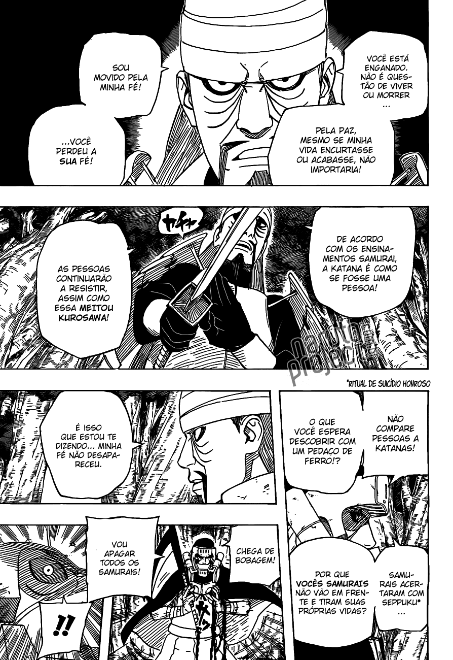 Como o Sakumo Hatake é mais forte que os 3 sannins? 12