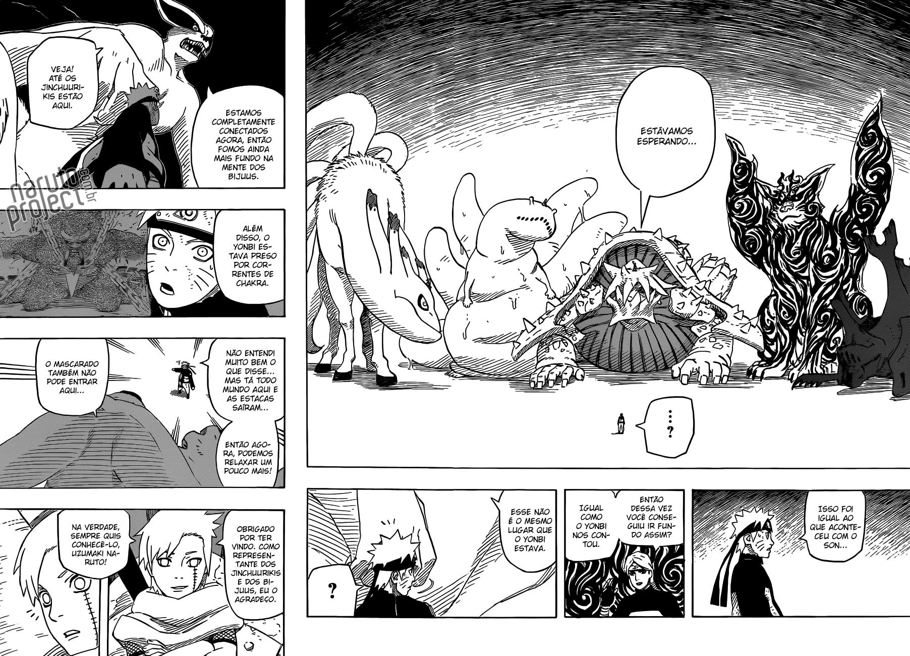 Kin e Gin são Jinchuurikis fakes? 05