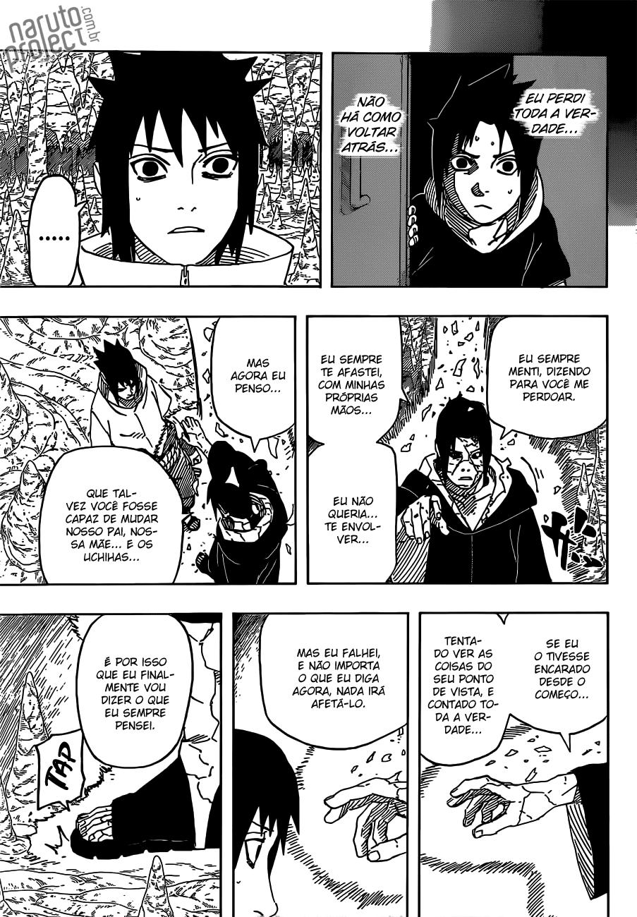 Itachi errou com Sasuke? 14