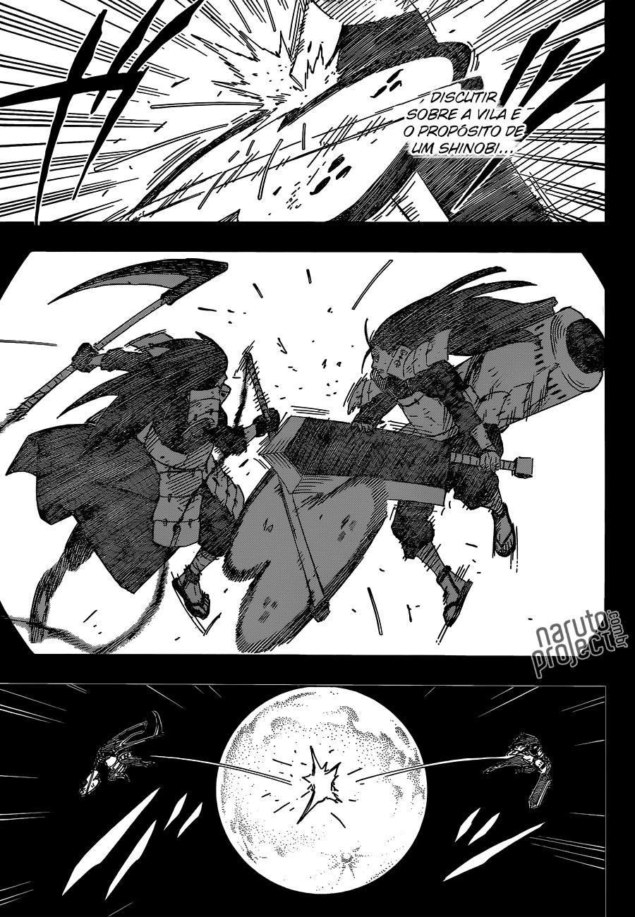 Gokage vs hashirama 13