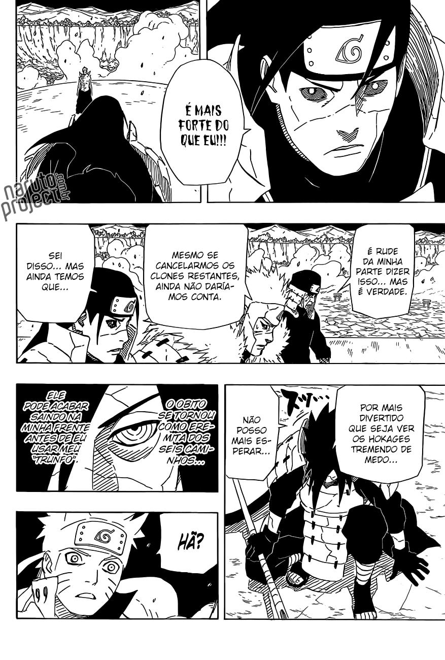Veja a maior diferença entre Minato e Tobirama, que o deixa atrás do Senju - Página 4 16