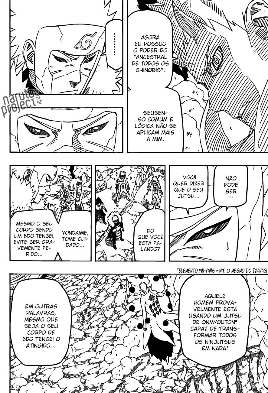 Anulação de Ninjutsus do Onmyouton e sua influência na luta do vale do fim 04