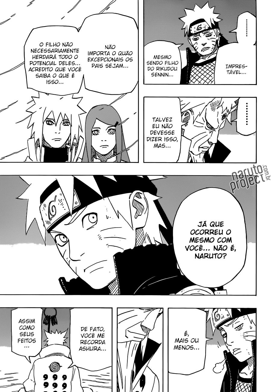 Naruto era predestinado? Quão importante foi o esforço dele? 13