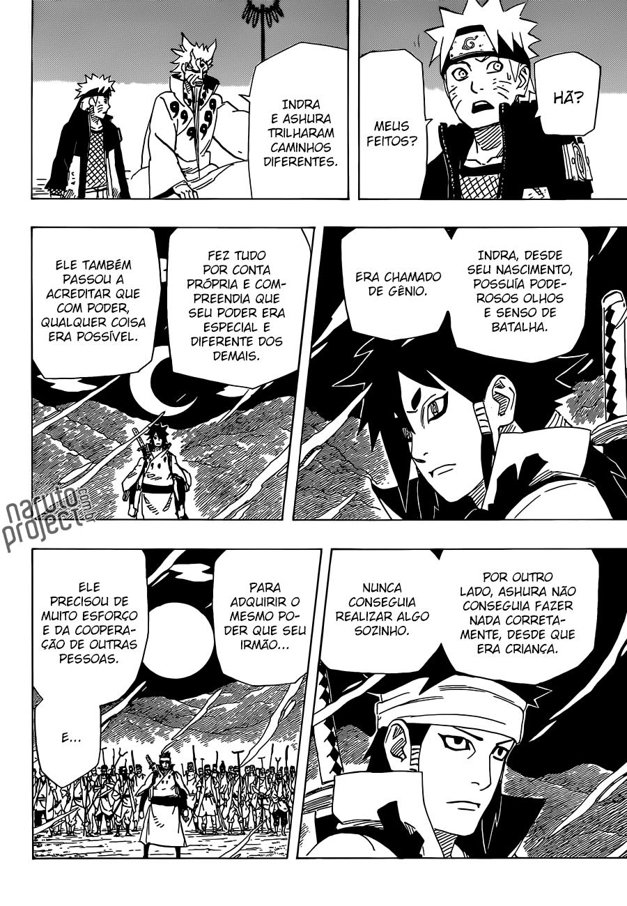 """Naruto e Tobirama - """"Trabalho duro"""" vs Gênio.  14"""