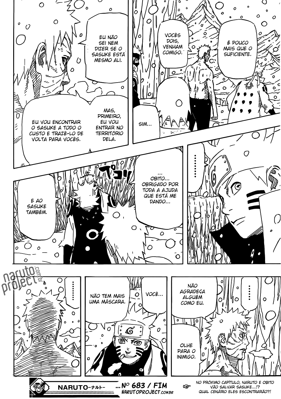 Momentos que a Tsunade e a Sakura esqueceram de usar emissão de Chakra - Página 3 16