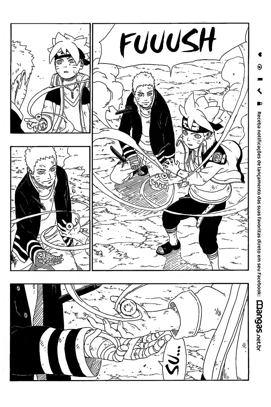Lariat x Kisame x Big Ball Rasengan - Página 2 14